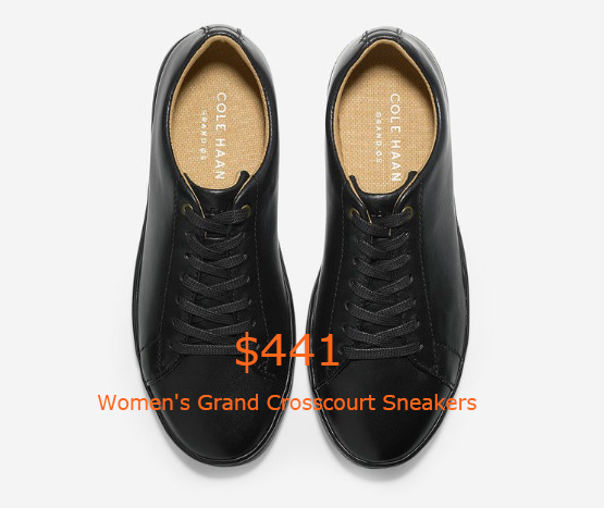 441Women's Grand Crosscourt Sneakers
