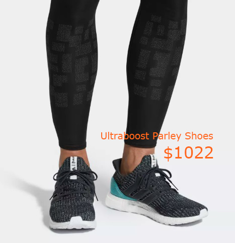 1022adidas Ultraboost Parley Shoes