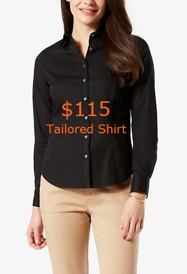 115Tailored Shirt