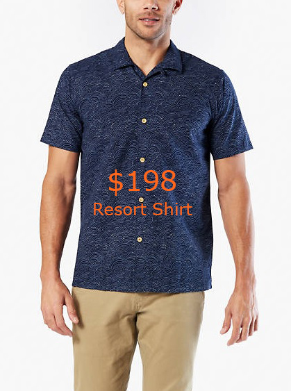 198Resort Shirt