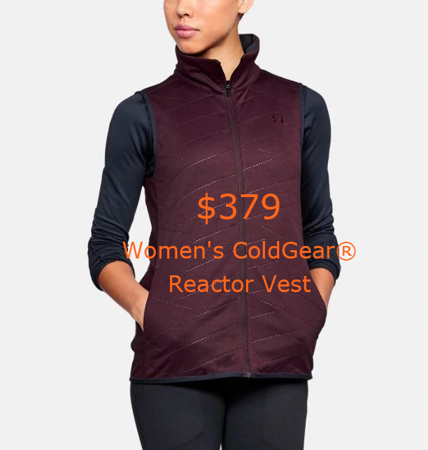 379Women's ColdGear® Reactor Vest