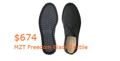 674MZT Freedom Black Textile