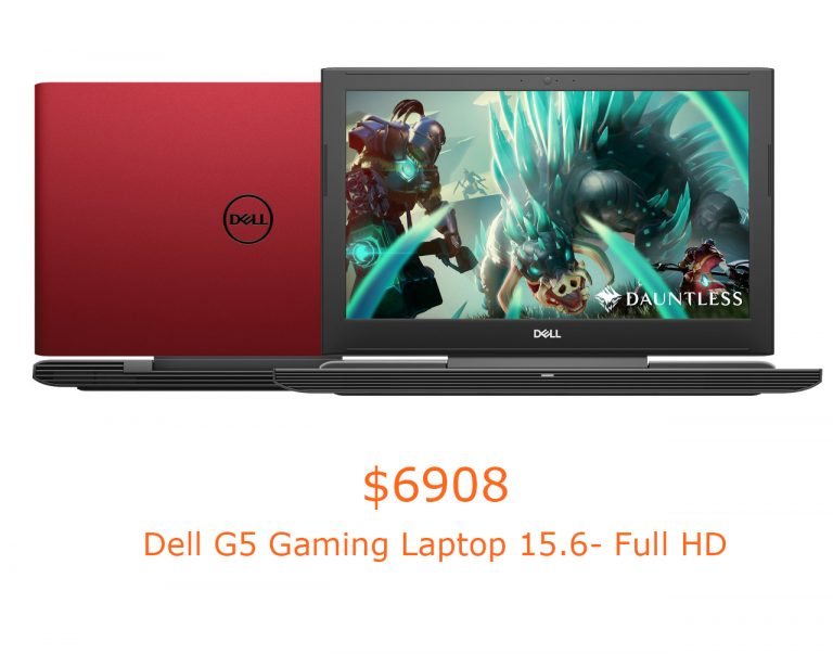 6908Dell G5 Gaming Laptop 15