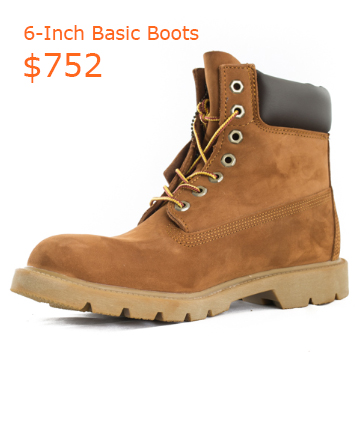 752- 6-Inch Basic Boots
