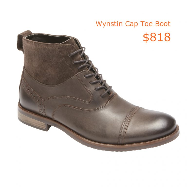 818Wynstin Cap Toe Boot