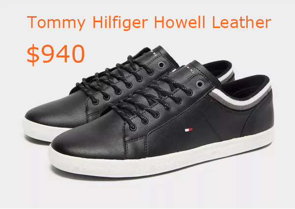 940Tommy Hilfiger Howell Leather