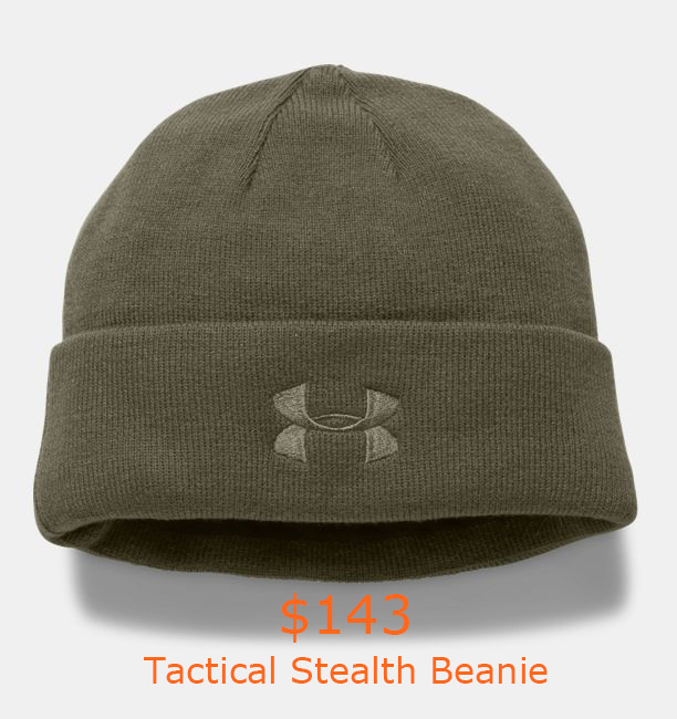 143Men's Tactical Stealth Beanie