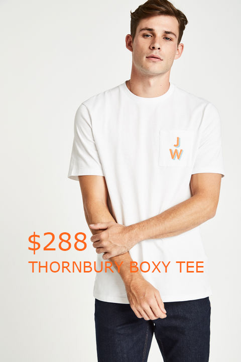 288THORNBURY BOXY TEE