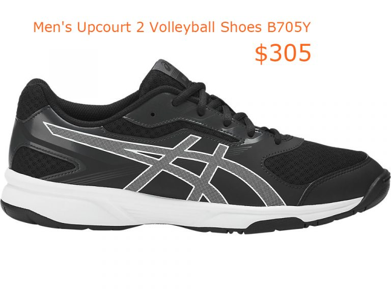305 Men's Upcourt 2 Volleyball Shoes B705Y