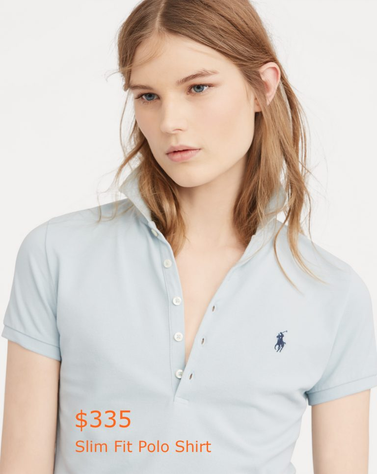 335Slim Fit Polo Shirt