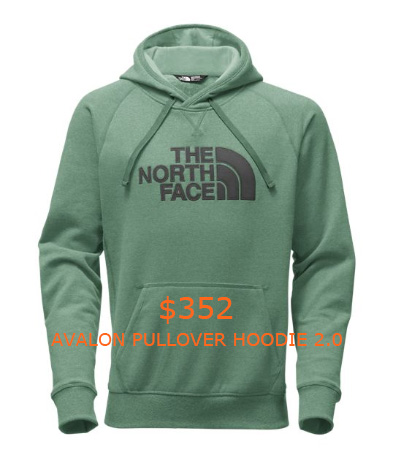 352MEN'S AVALON PULLOVER HOODIE 2