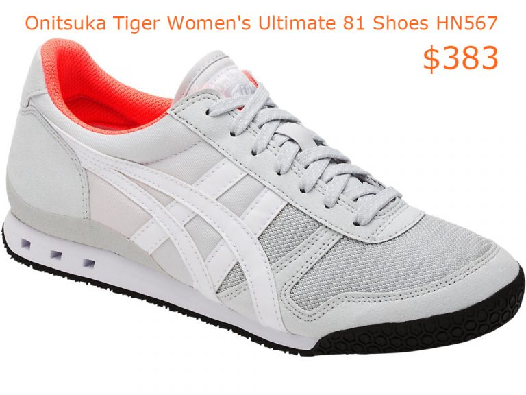 383 Onitsuka Tiger Women's Ultimate 81 Shoes HN567