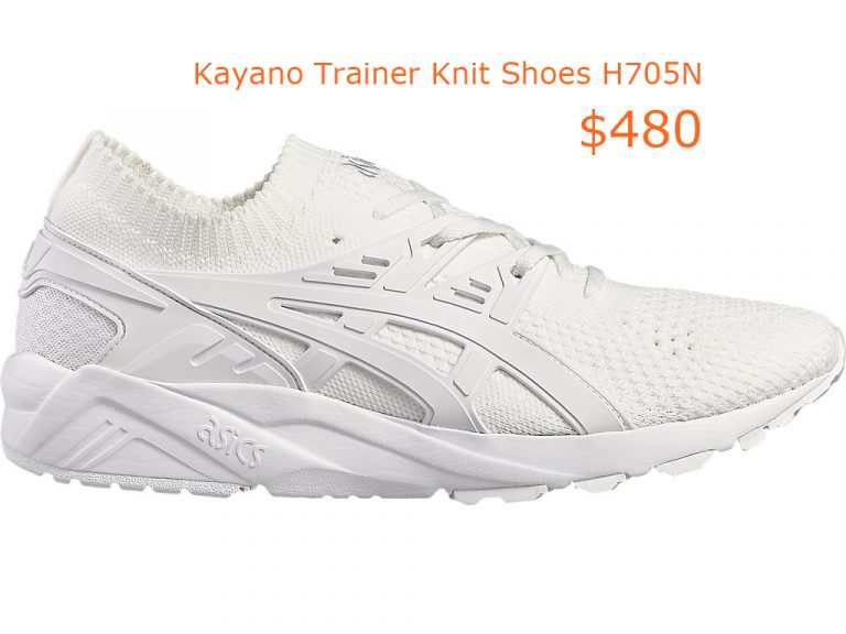 480 Kayano Trainer Knit Shoes H705N