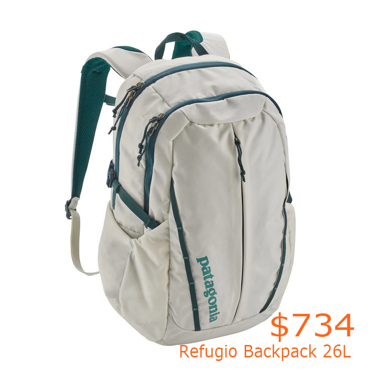734Patagonia Women's Refugio Backpack 26L
