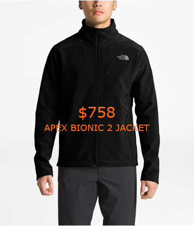 758MEN'S APEX BIONIC 2 JACKET