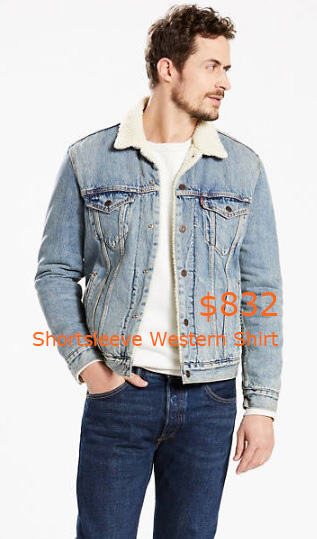832The Sherpa Trucker Jacket