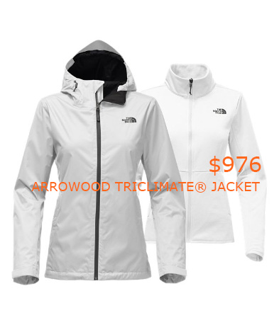 976WOMEN'S ARROWOOD TRICLIMATE® JACKET