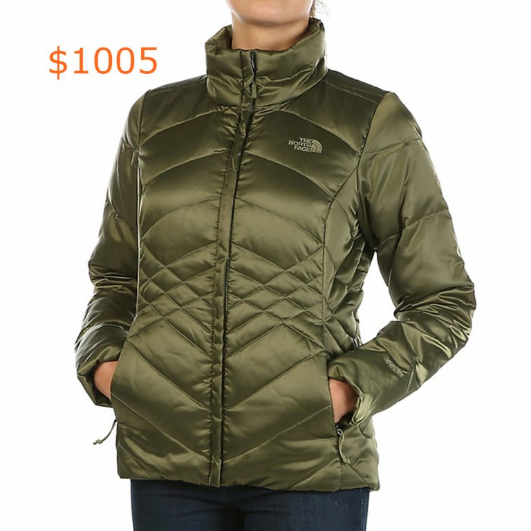 1005The North Face Women's Aconcagua Jacket