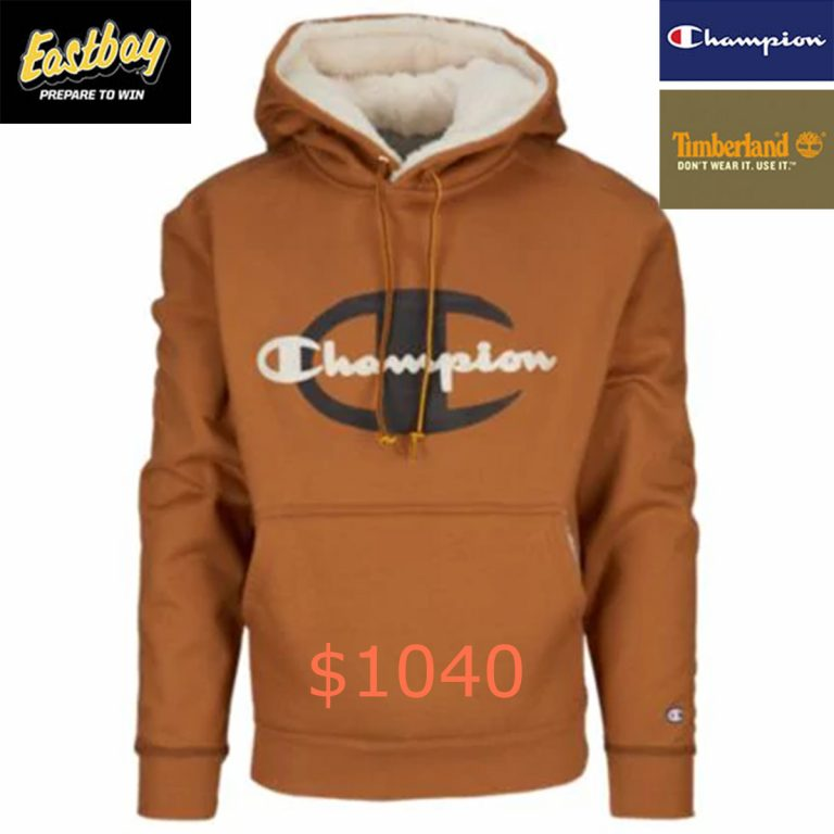 1040Champion Timberland Super Flc Luxe Cone Hoodie