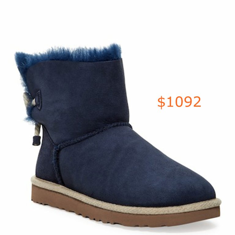 1092UGG - Selene Genuine Shearling Boot