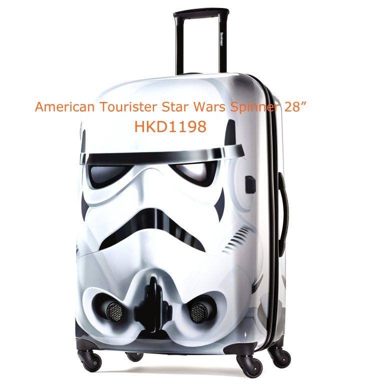 1198American Tourister Star Wars Spinner