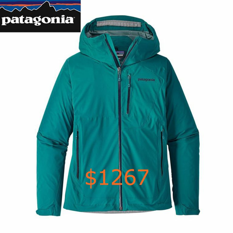 1267Patagonia Women's Stretch Rainshadow Jacket