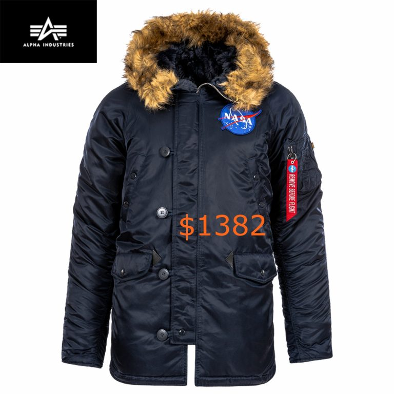 1382N-3B SLIM NASA PARKA