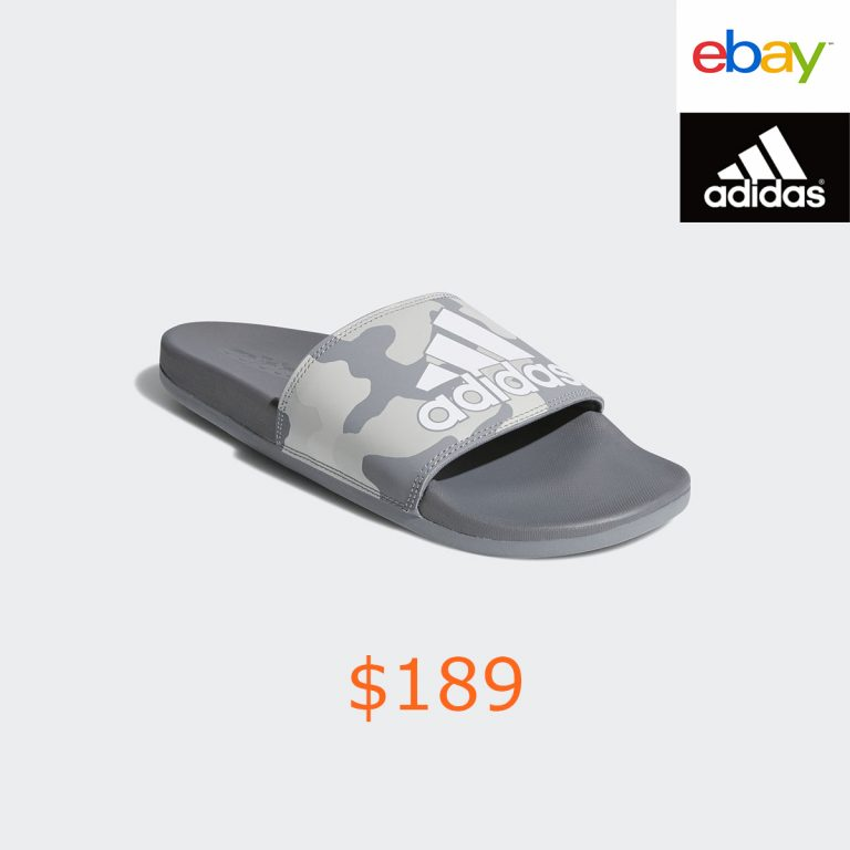 189adidas Adilette Cloudfoam Plus Graphic Slides