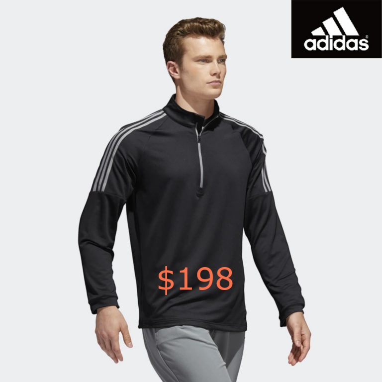 198adidas 3-Stripes Sweatshirt