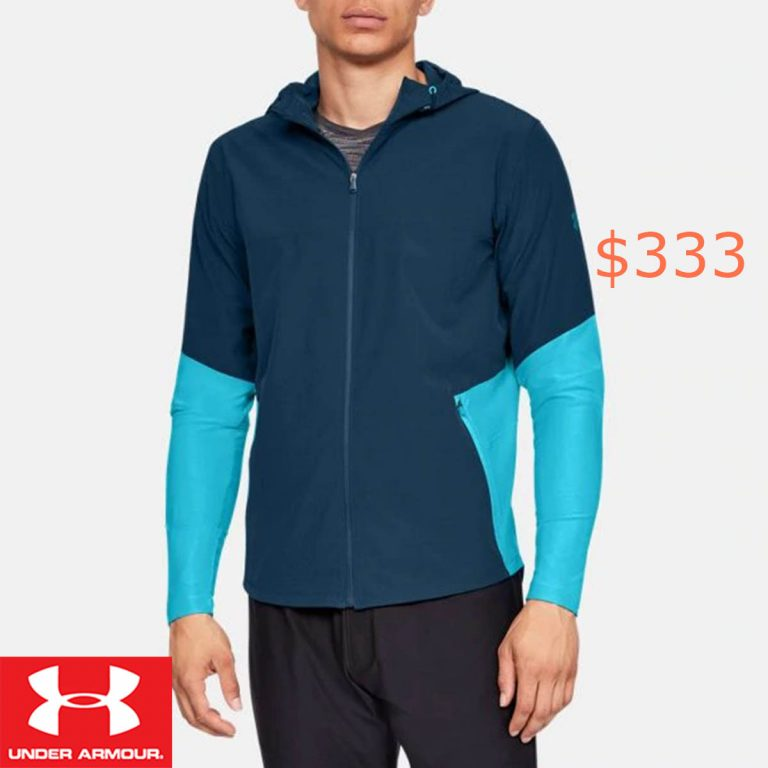 333Men's UA Vanish Jacket