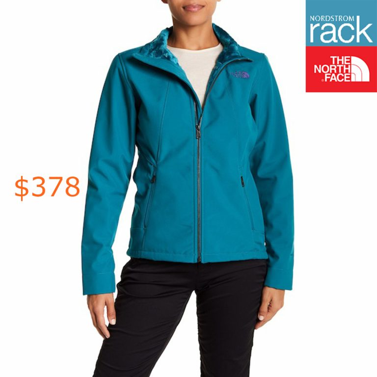378The North Face - Apex Chromium Front Zip Jacket