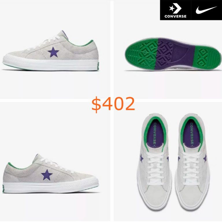 402Converse One Star Grand Slam Low Top