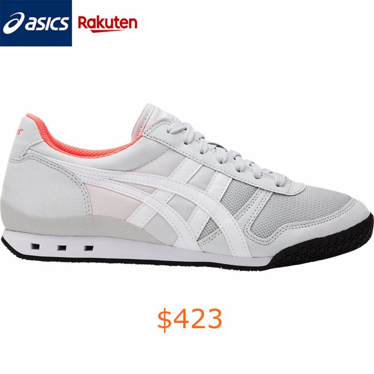 423ASICS- Onitsuka Tiger Women's Ultimate 81 Shoes HN567