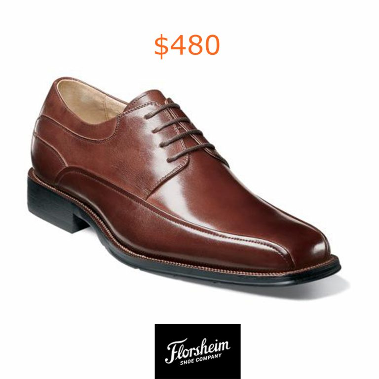 480 Brown Bike Toe Oxford