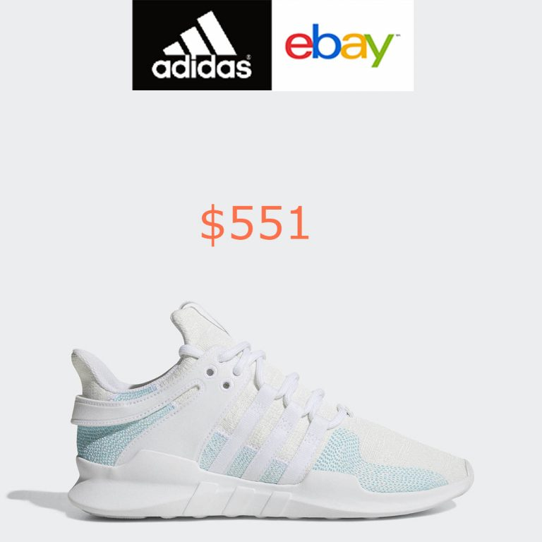 551adidas EQT Support ADV Parley Shoes