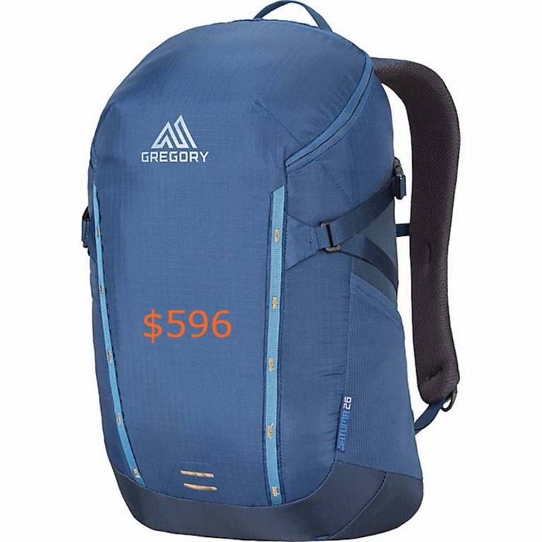 596Gregory Satuma 26L Pack
