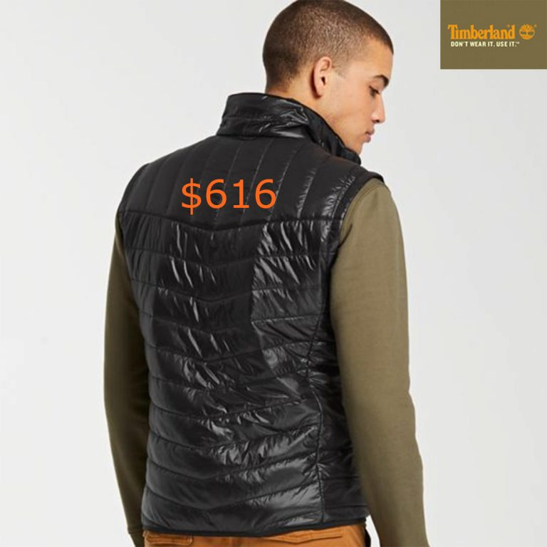 616Men's Skye Peak Quilted Vest