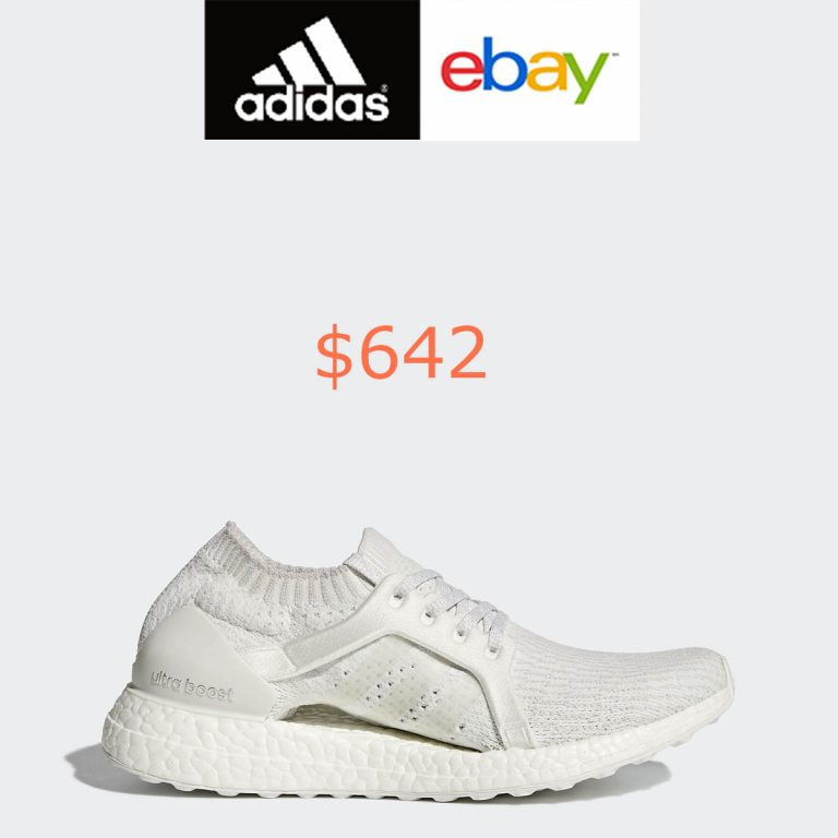 642adidas Ultra Boost X Shoes