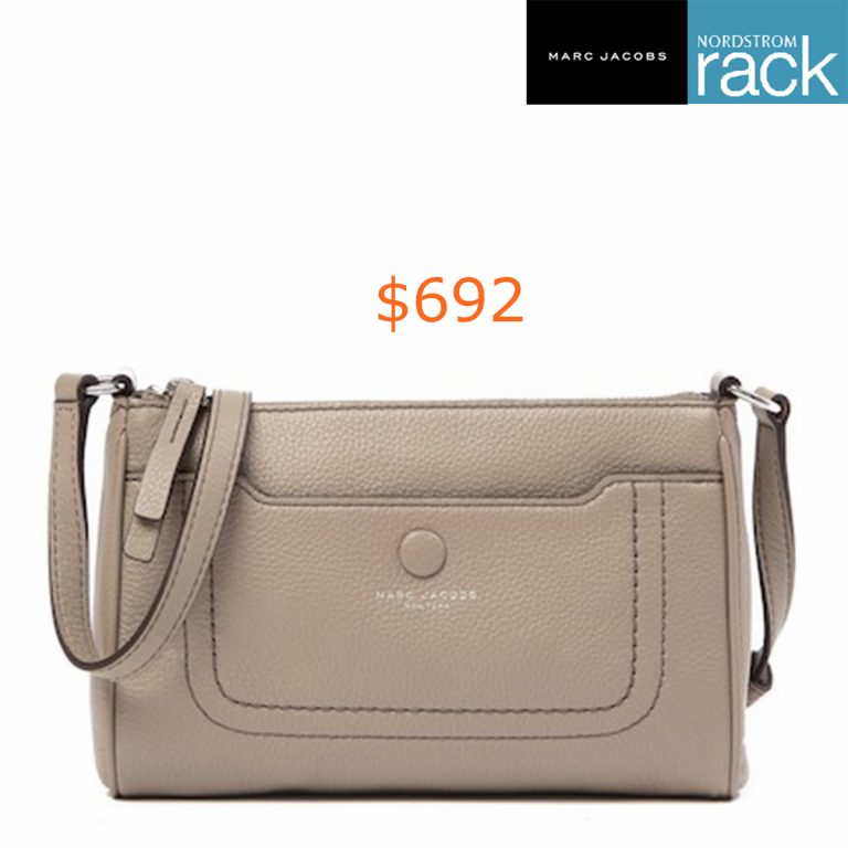 692Marc Jacobs - Empire City Leather Crossbody Bag