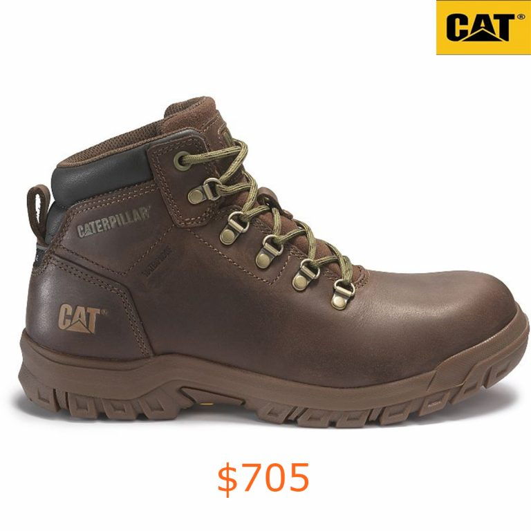 705Women - Mae Steel Toe Waterproof Work Boot