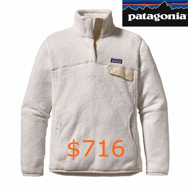 716Patagonia Women's Re-Tool Snap-T® Fleece Pullover