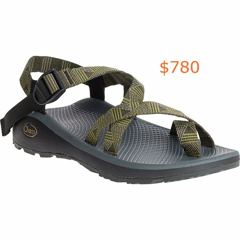 780Chaco Men's Z-Cloud 2 Sandal