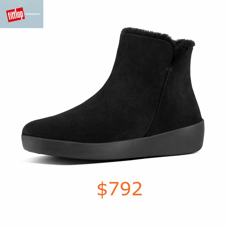 792Women's Mila Suede Black