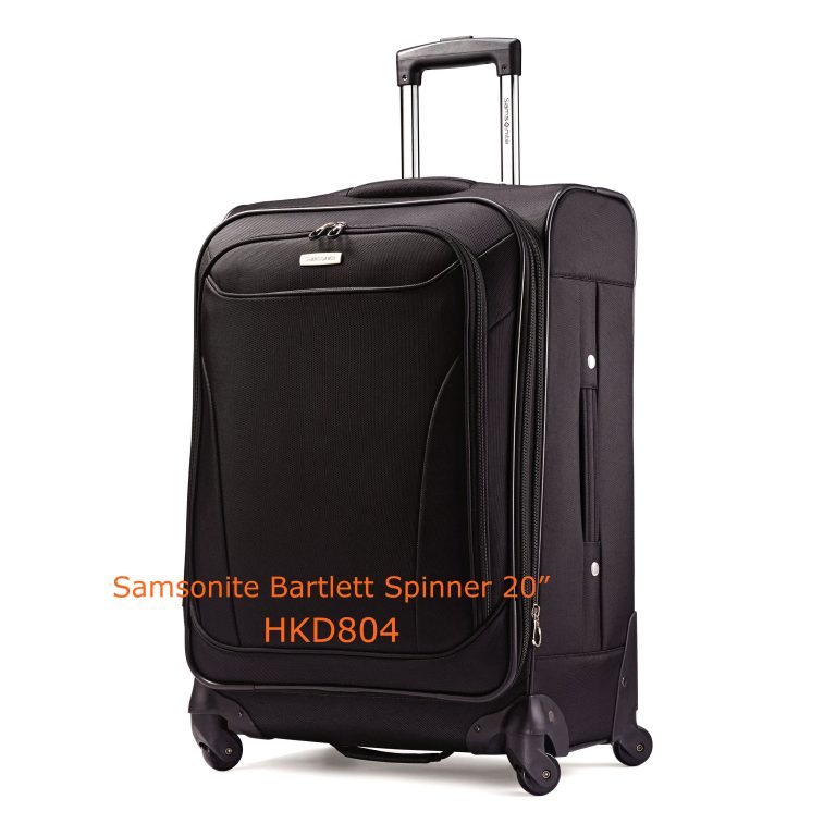 804Samsonite Bartlett Spinner