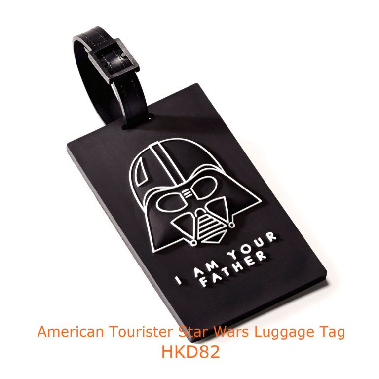 82American Tourister Star Wars Luggage Tag