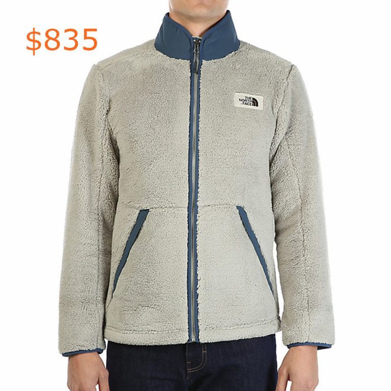 835The North Face Men's Campshire Full Zip Jacket