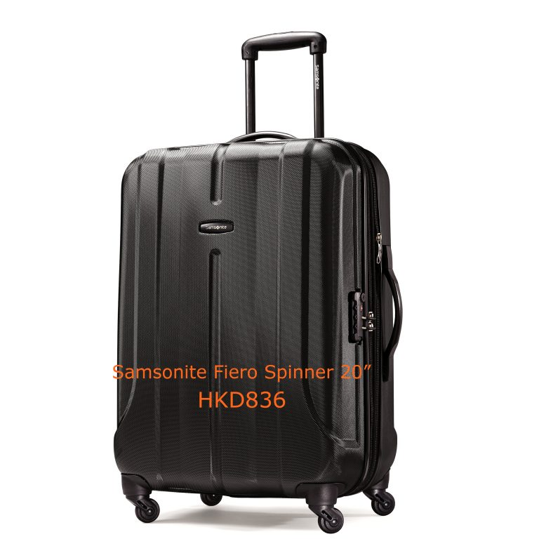 836Samsonite Fiero Spinner