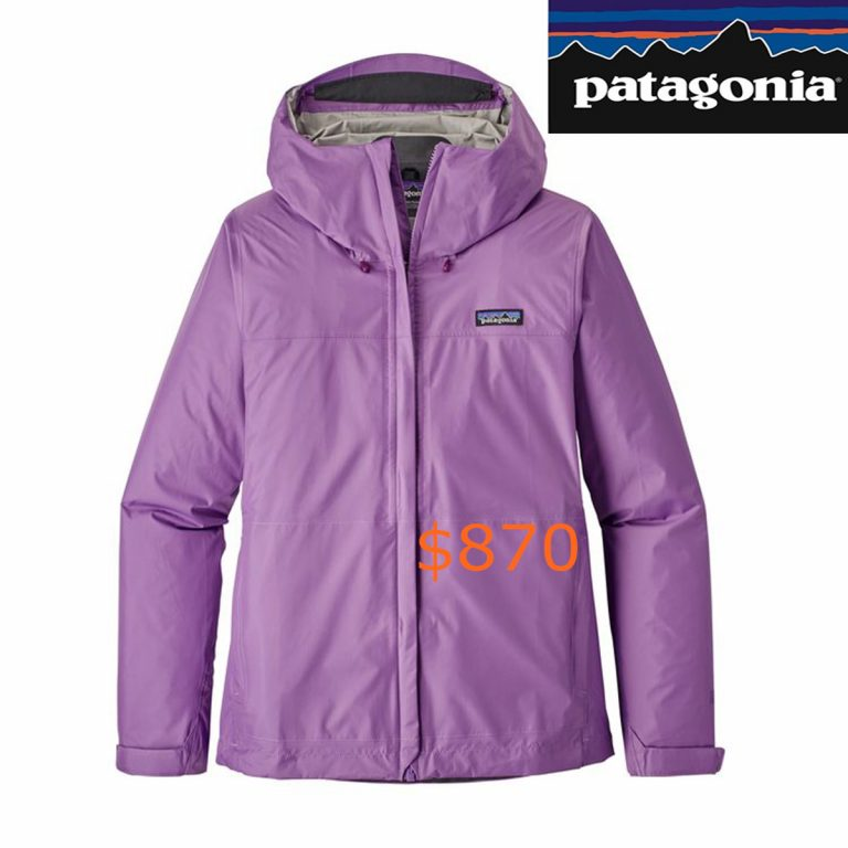 870Patagonia Women's Torrentshell Waterproof-Rain Jacket