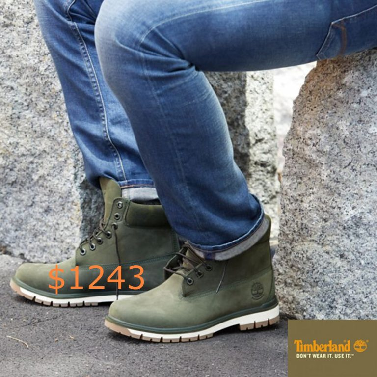 1243Timberland - Men's Radford 6-Inch Lightweight Waterproof Boots