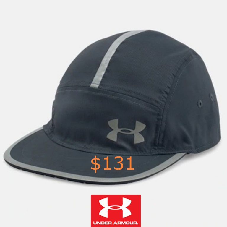 131Men's UA Threadborne™ Run Crew Cap
